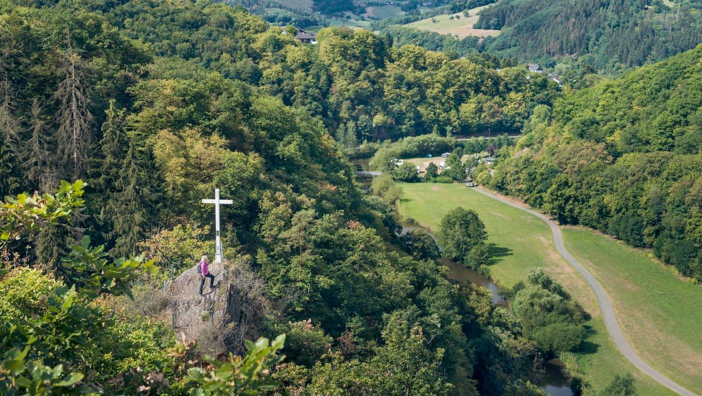 Blick über den Westerwald