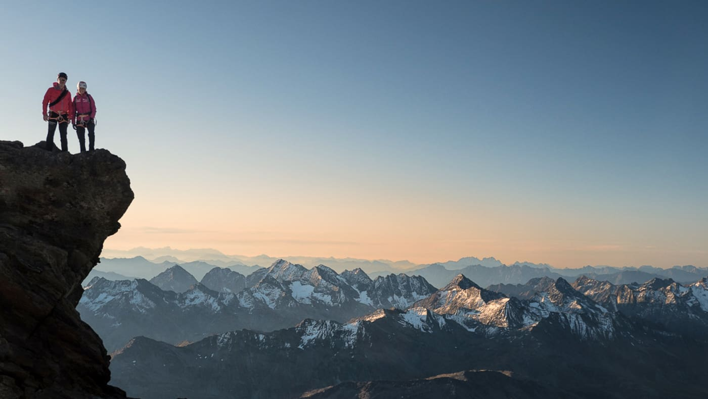 Großglockner Bergwelten 2019 Gerlinde Kaltenbrunner Simon Schöpf