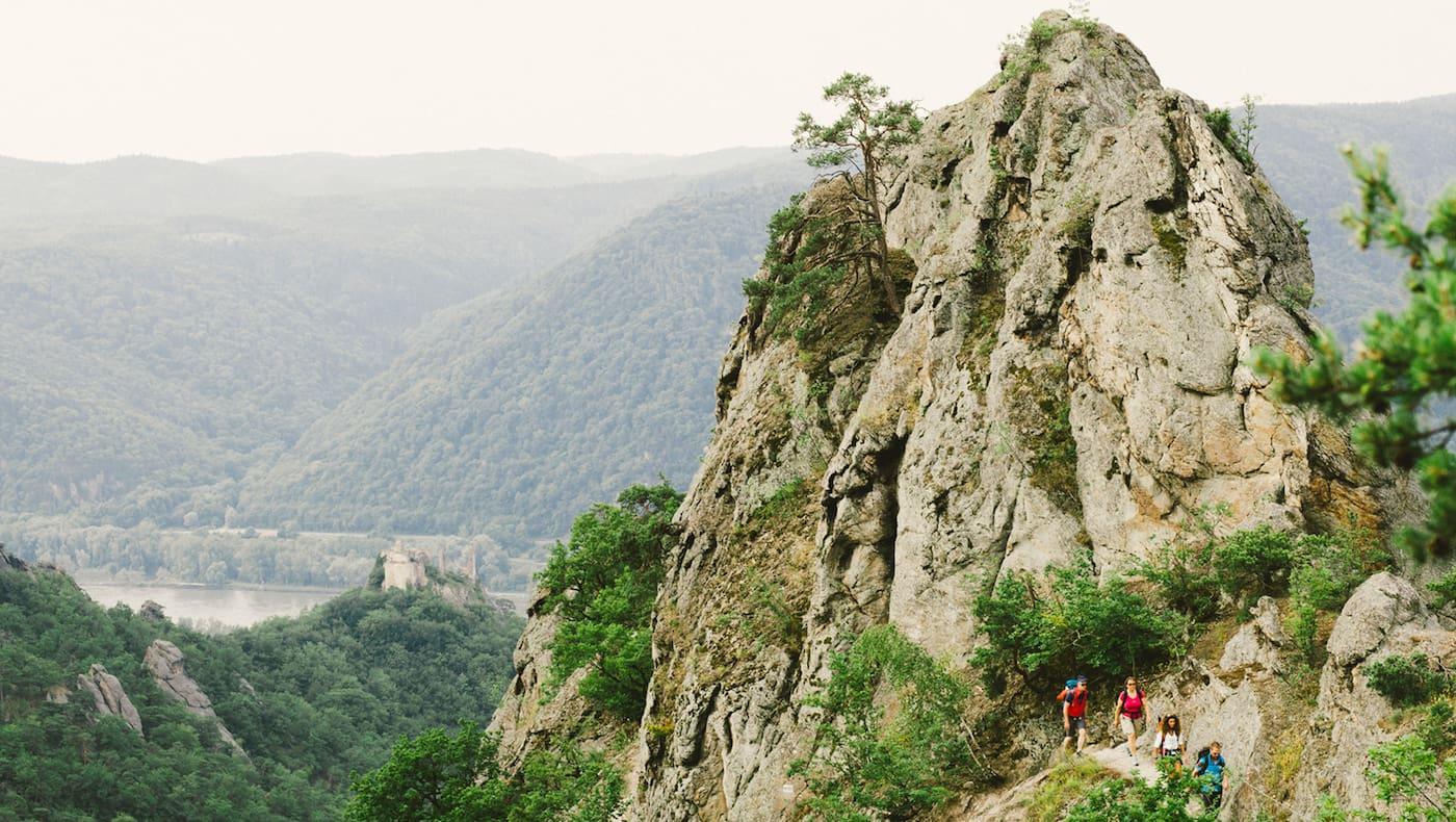 Wachau: Wandern am Welterbesteig
