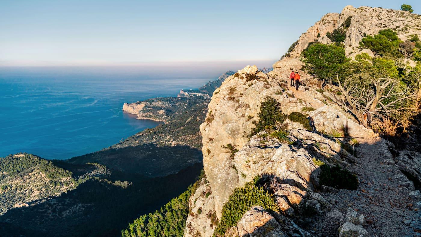 Reise Wandern Mallorca