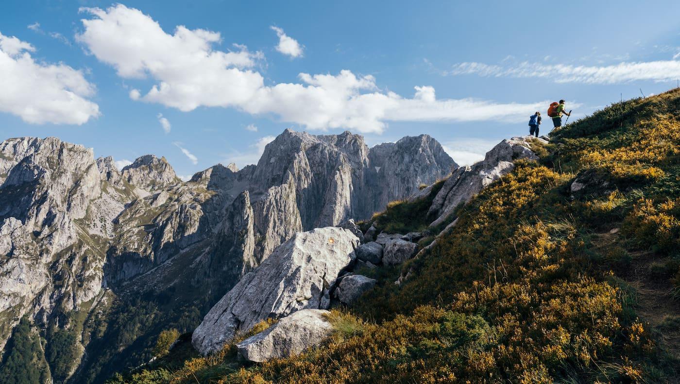 Wandern am Balkan