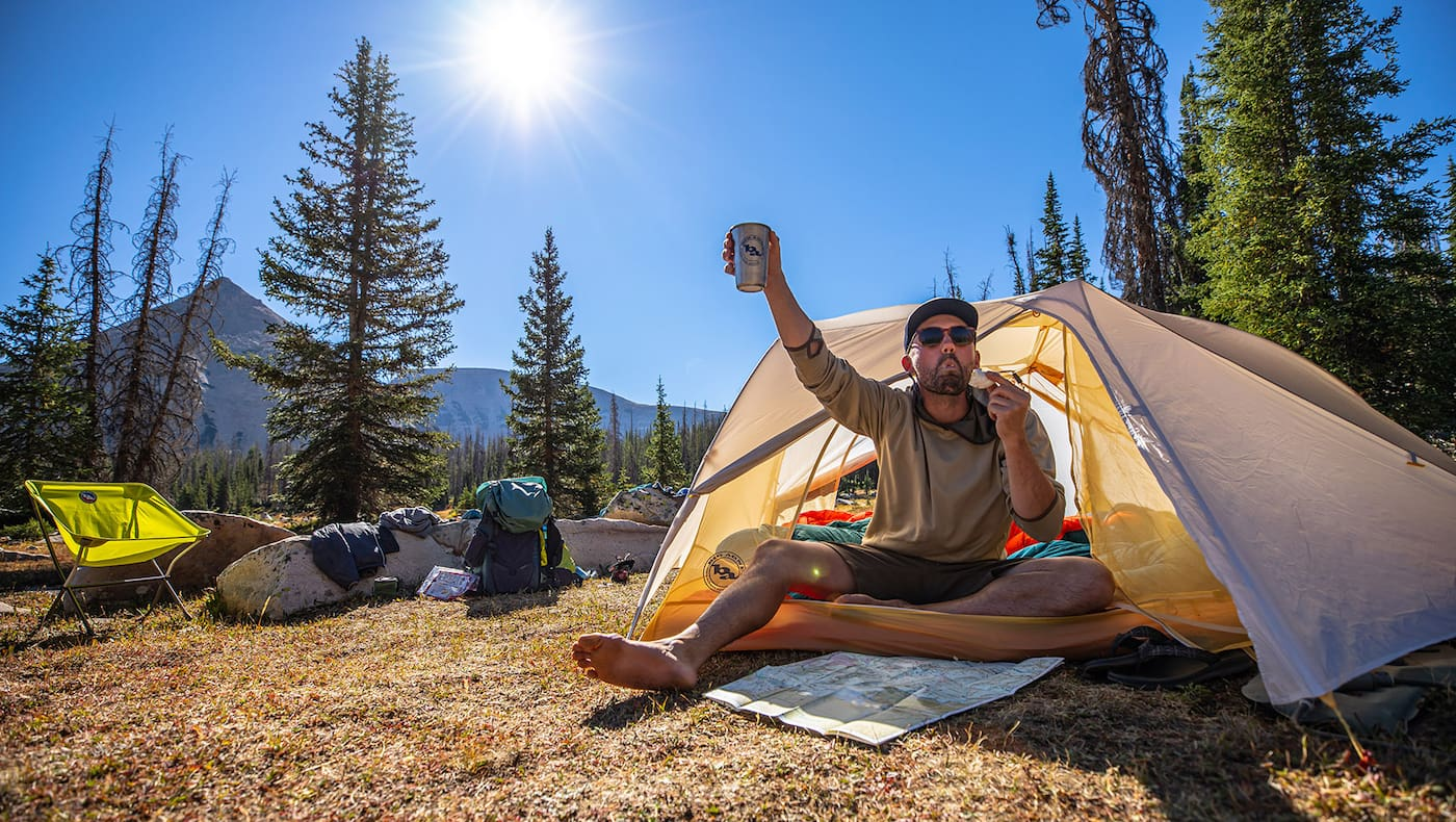 Big Agnes - the Mother of Comfort.