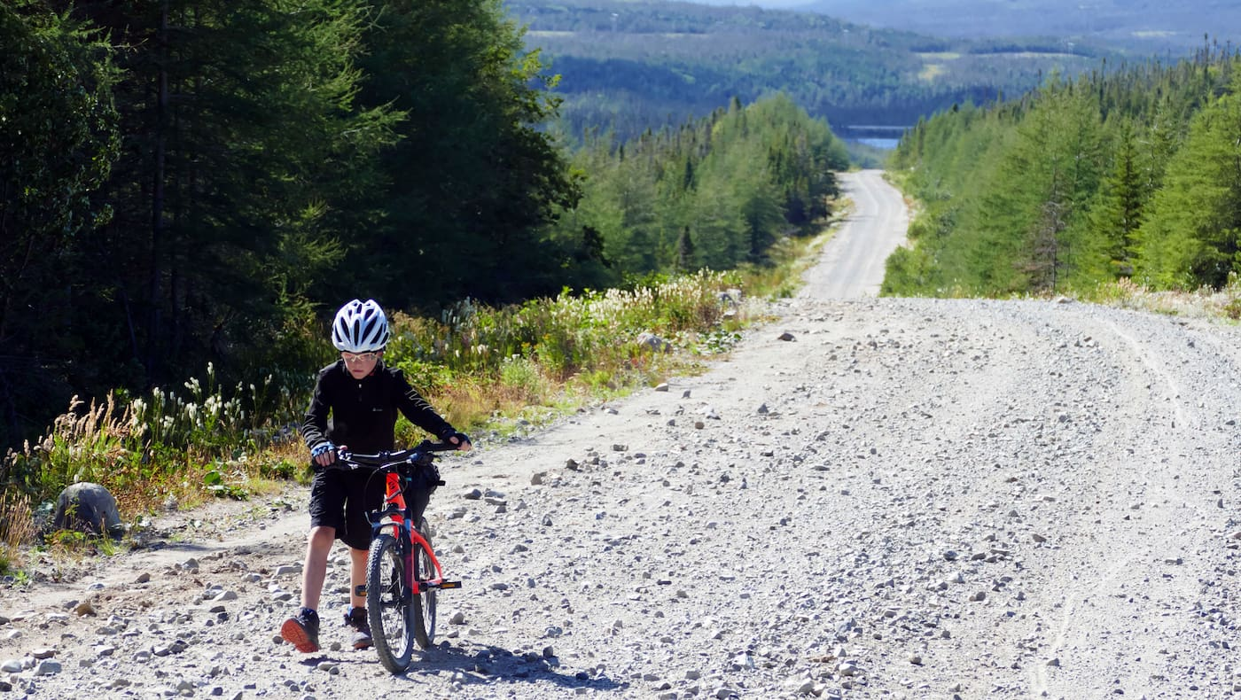 Reise Neufundland Kanada Rad