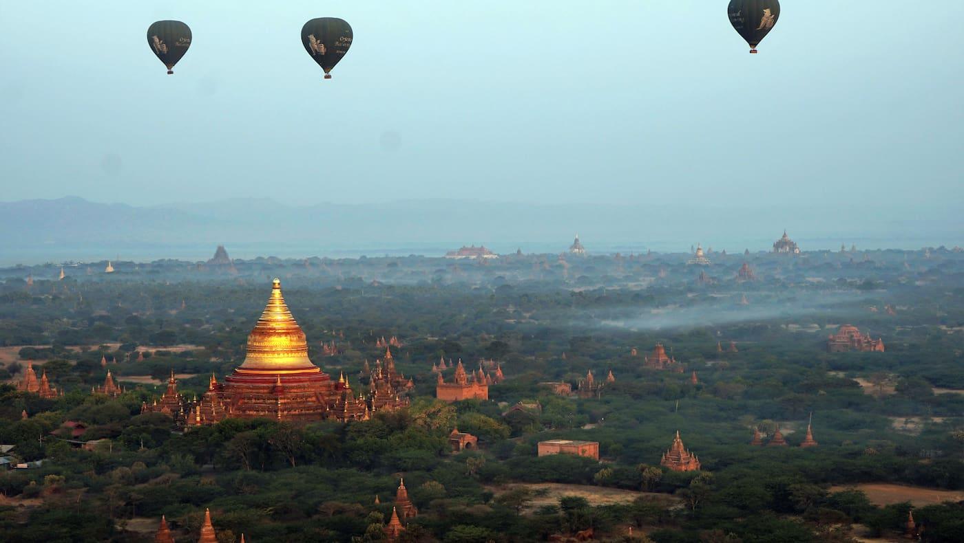Reise Wandern Myanmar
