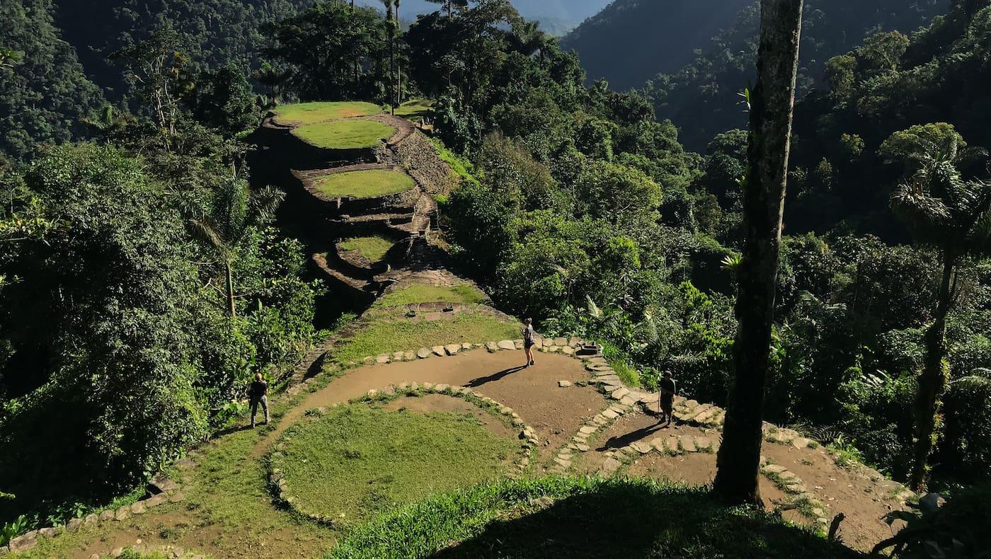 Trekking Kolumbien