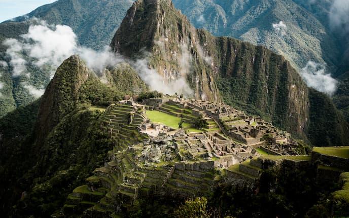 Machu Picchu Peru Reise