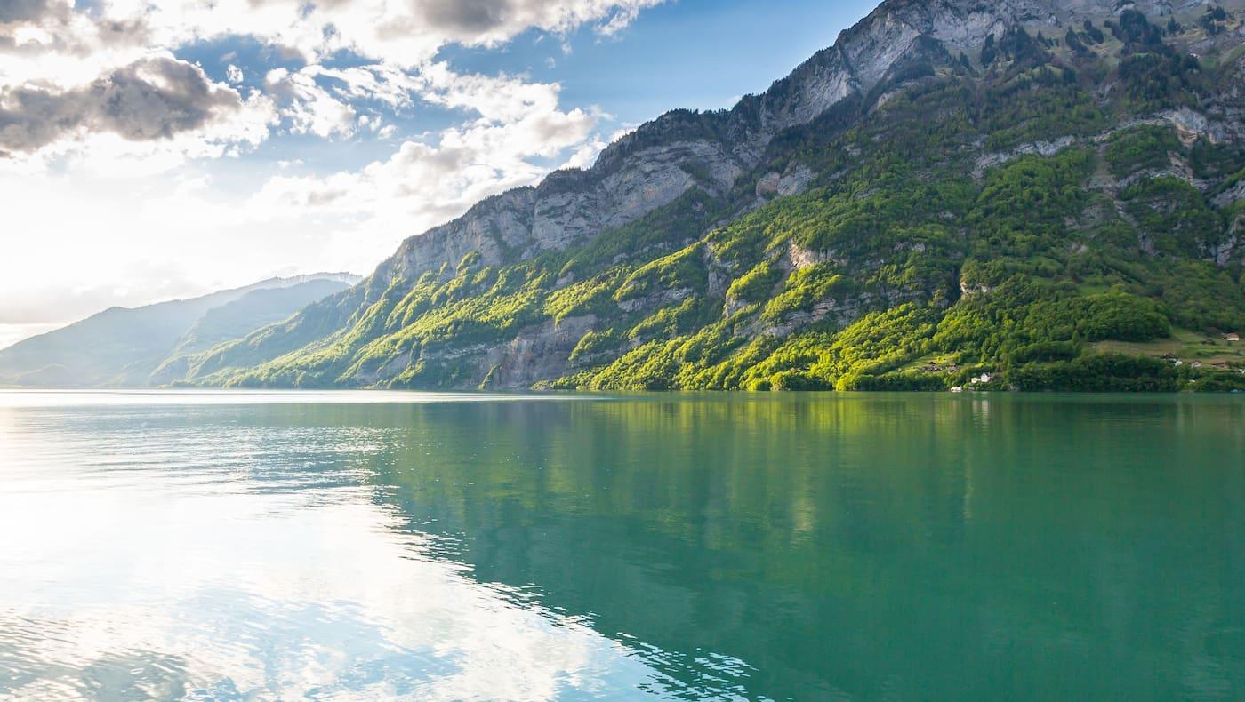 Walensee: Kletterparadies mit Seeblick
