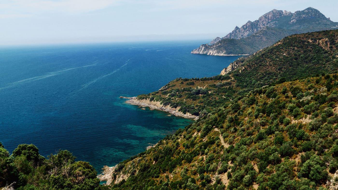 Wandern Korsika