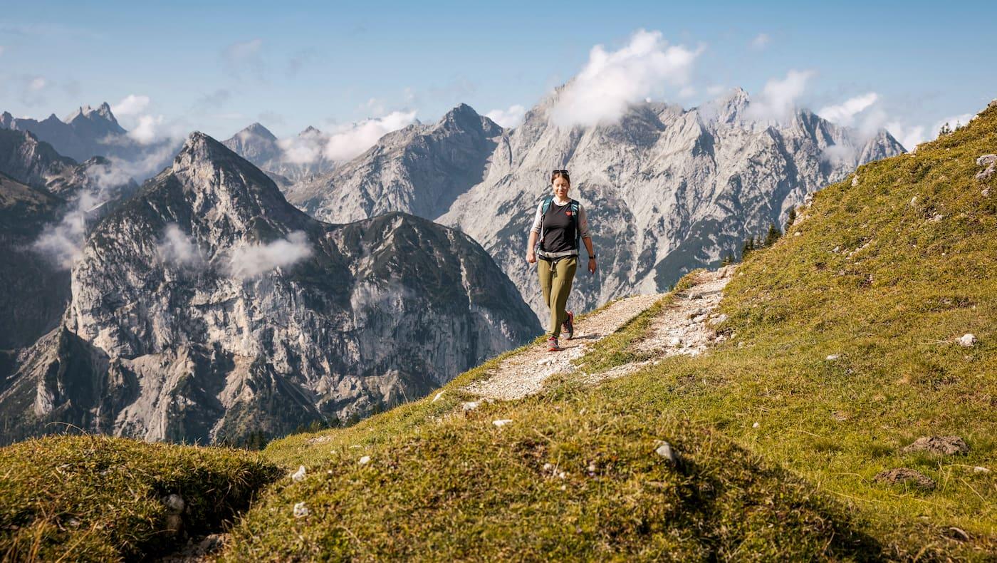 Weitwandern Karwendel