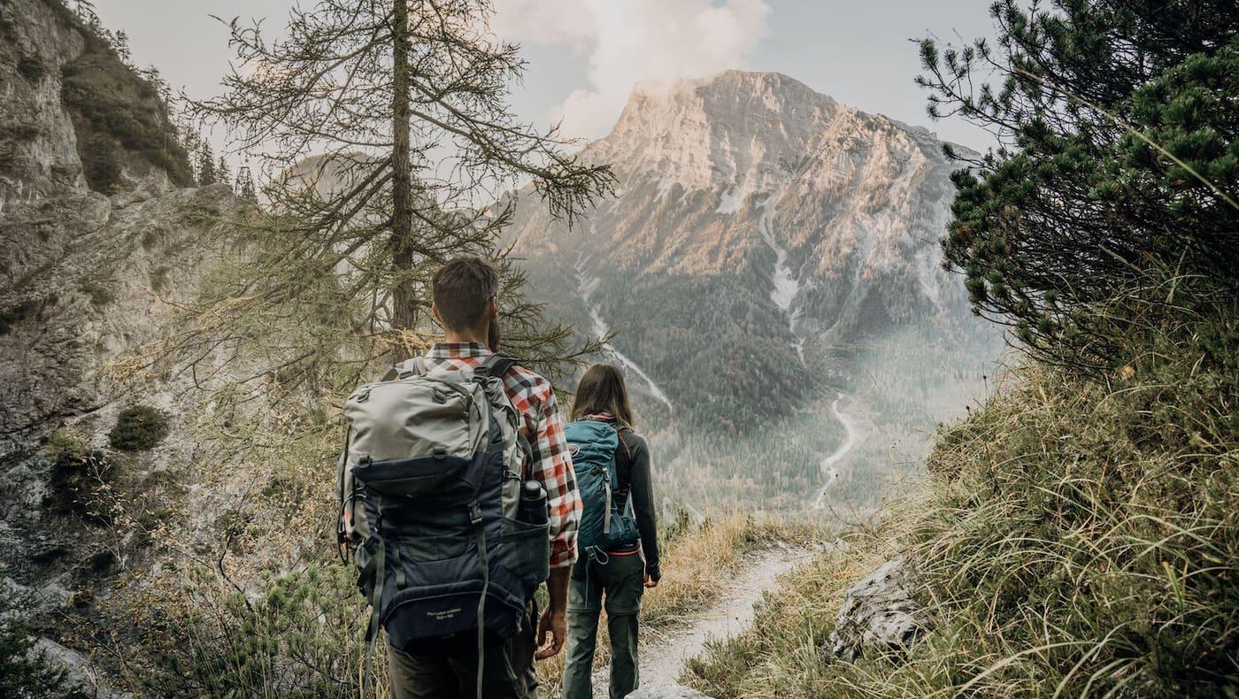 Der Luchs Trail führt durch die wilde Mitte Österreichs.