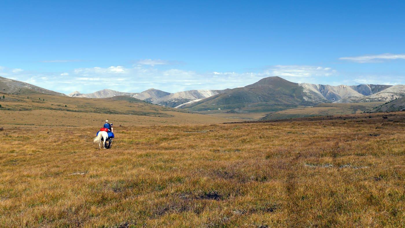 Trekking Reise Mongolei