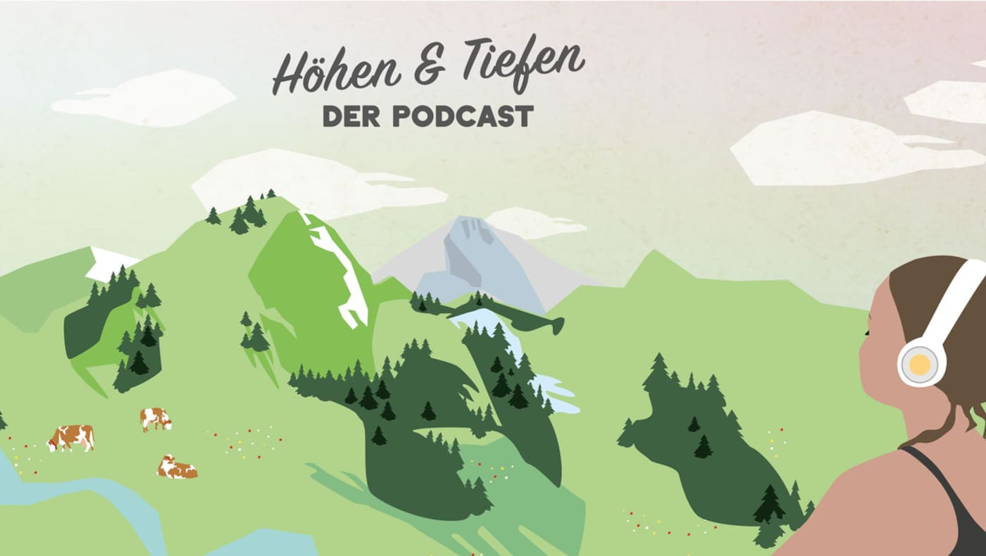 Bergwelten-Podcast