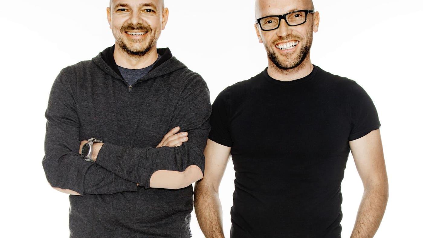 Walter Würtl und Peter Plattner