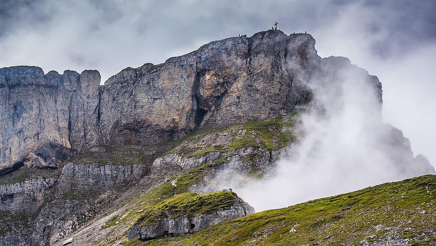 Hoher Ifen – ein Gipfel mit Charakter.