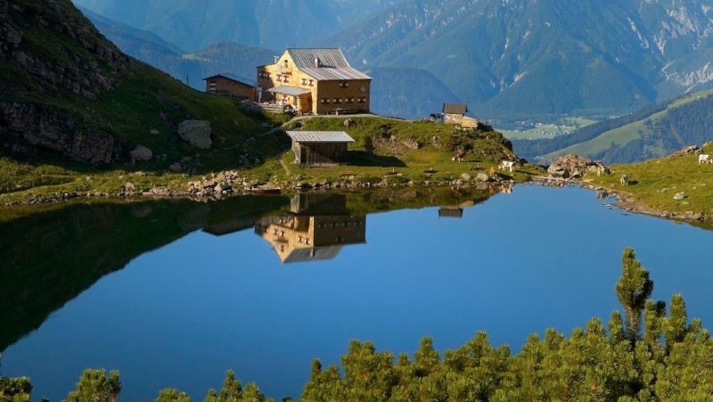 Der Wildseelodersee in Tirol