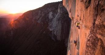 Klettersteig Yosemite : Wandern in yosemite bergwelten