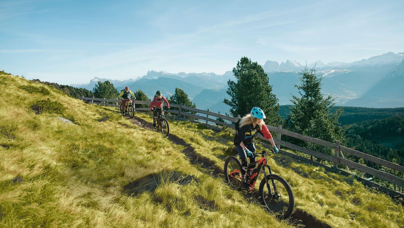 Südtirol Mountainbiken