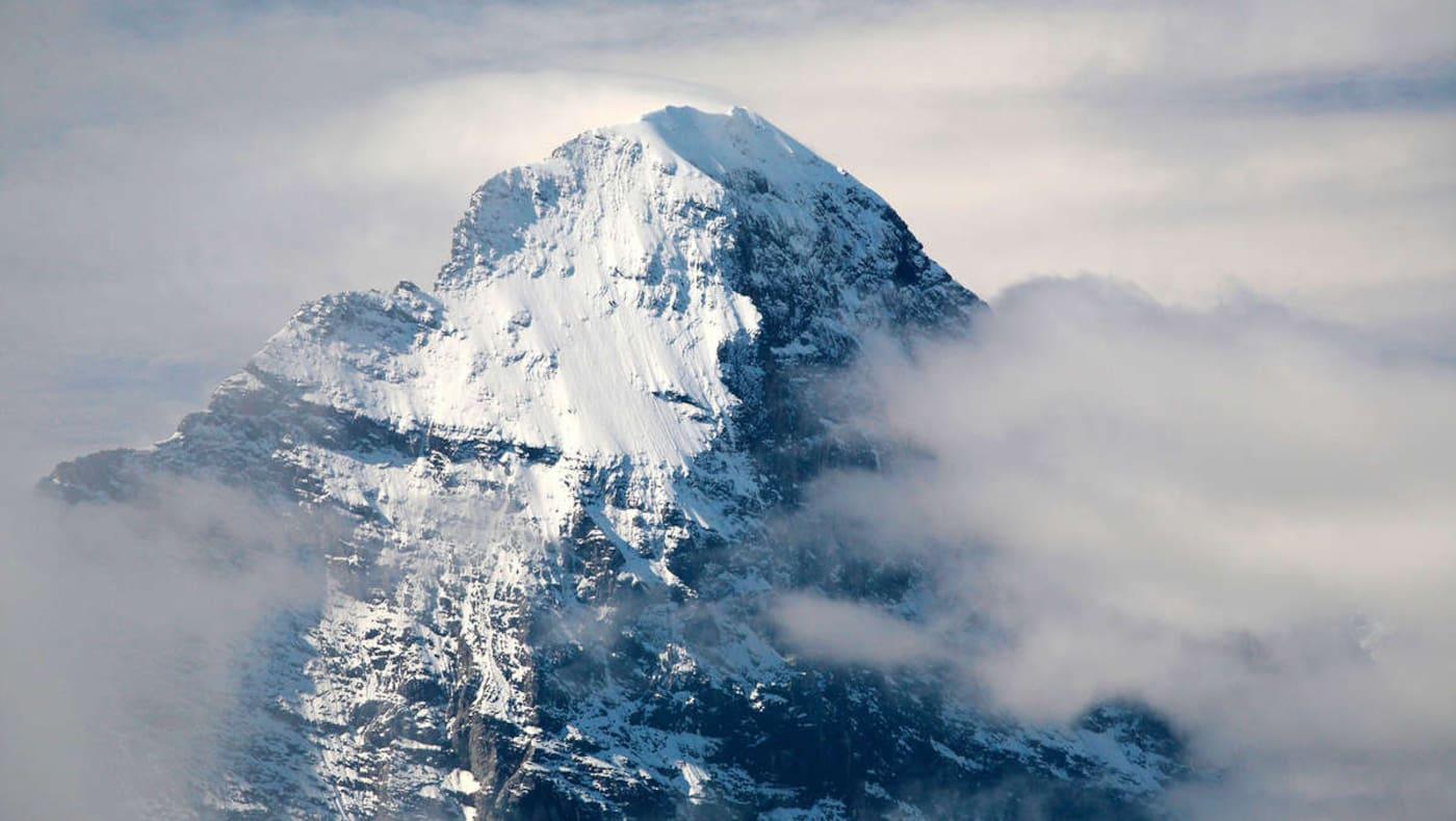 Der Eiger: Ein Berg - Ein Projekt - Ein Ziel