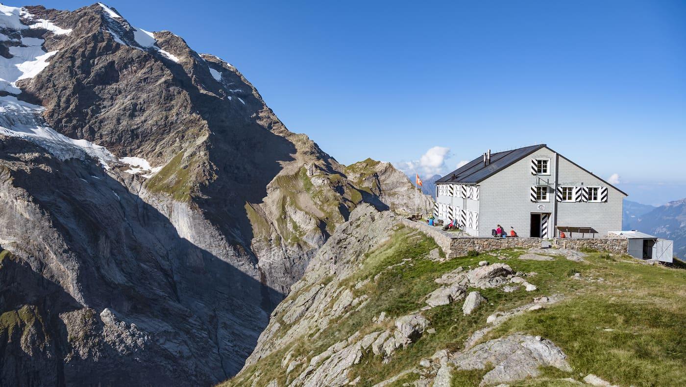 Gleckersteinhütte Grindelwald Bergwelten Eder