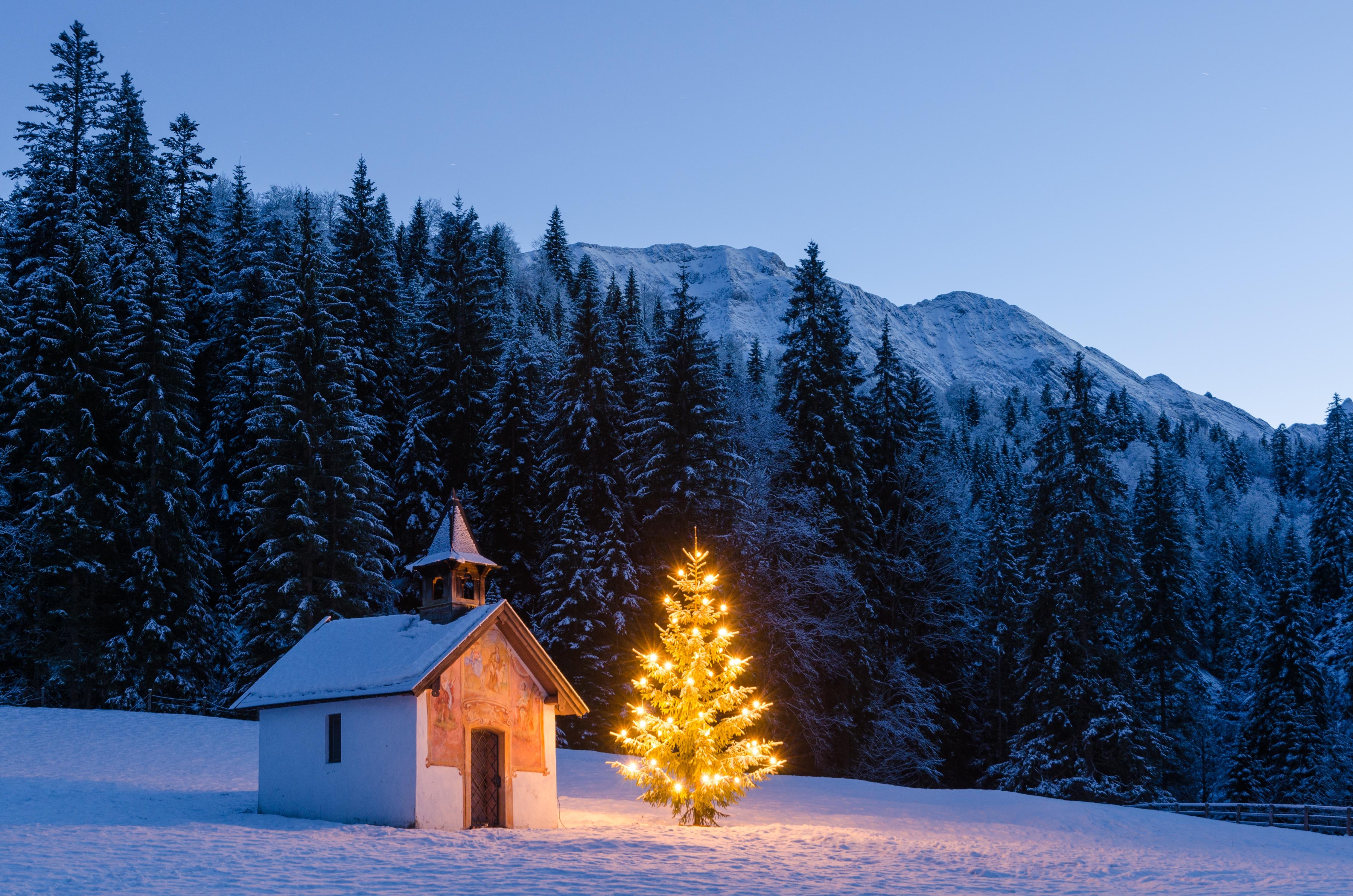 Weihnachten Mit