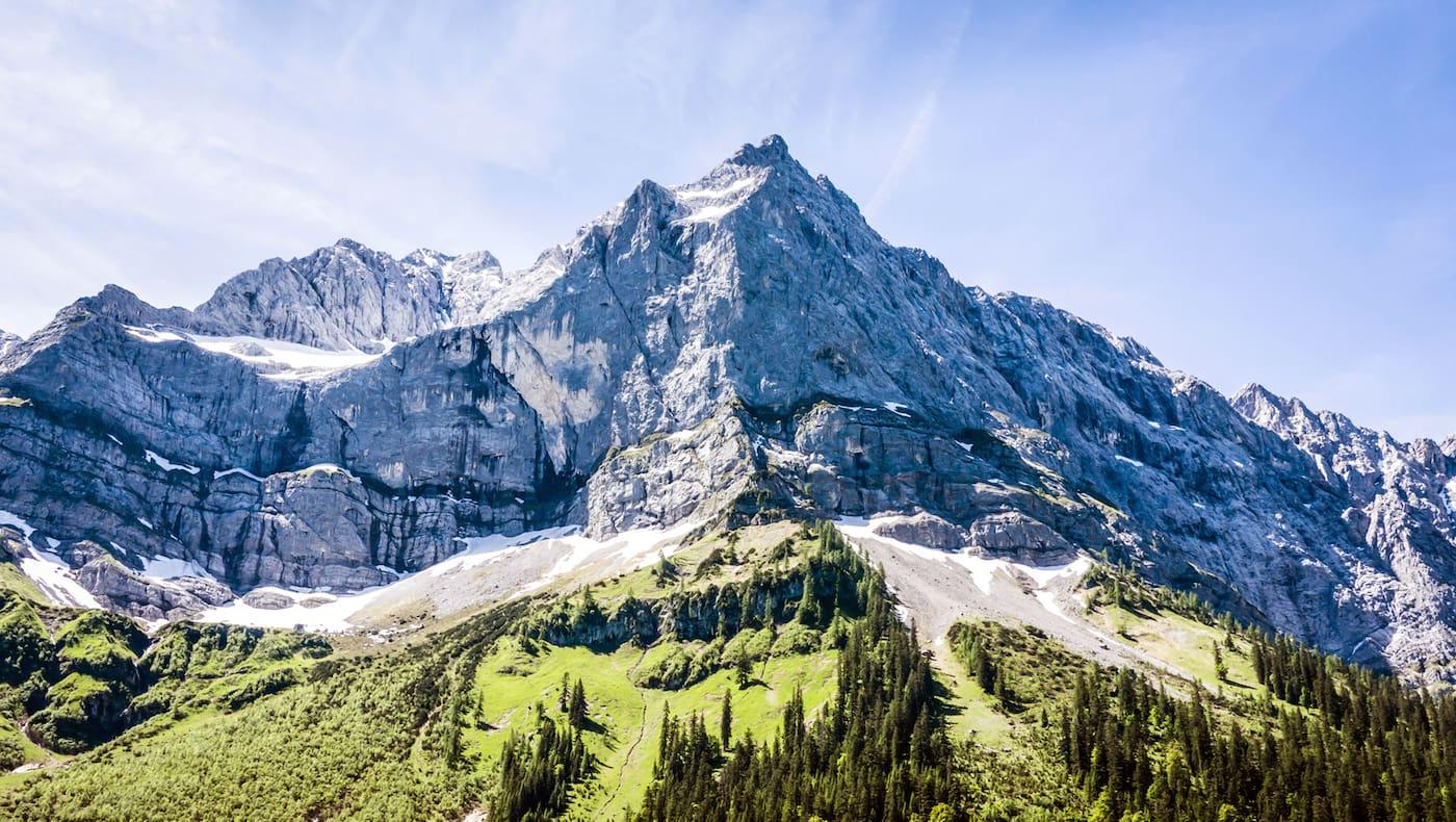 Karwendel Wandern