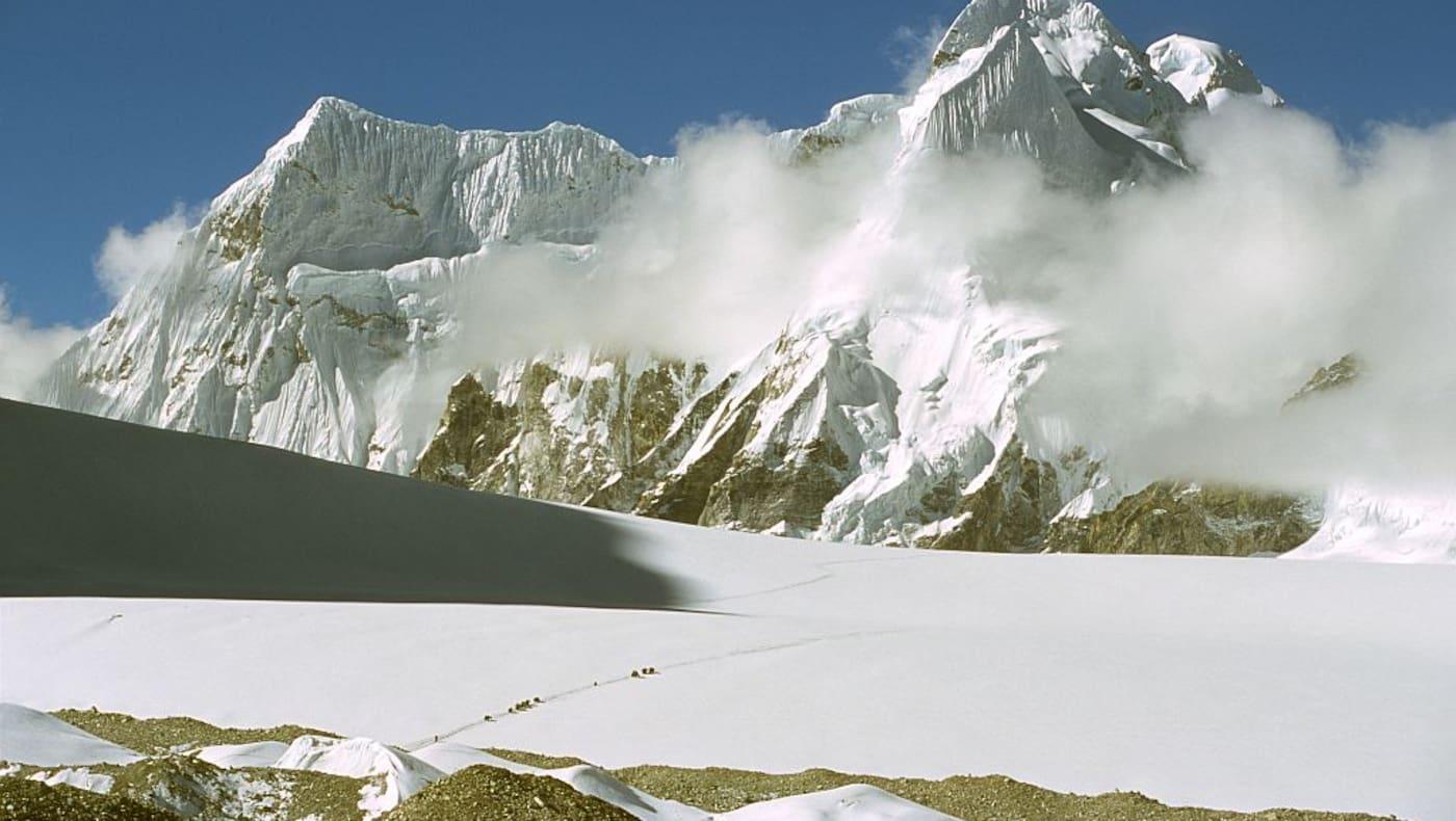 Lunag Ri in Nepal