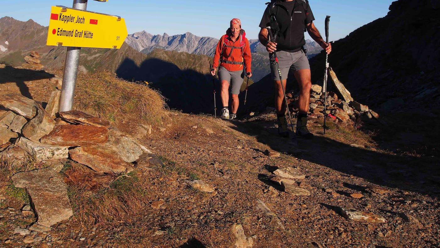 Der Paznauner Höhenweg