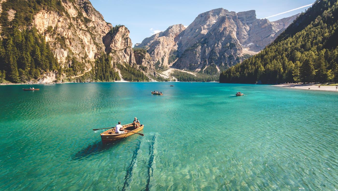 Pragser See, Südtirol