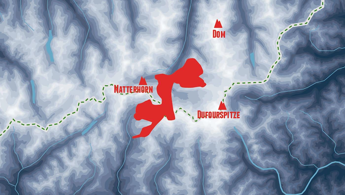 Quiz: Bergwelten Skigebiete-Raten!