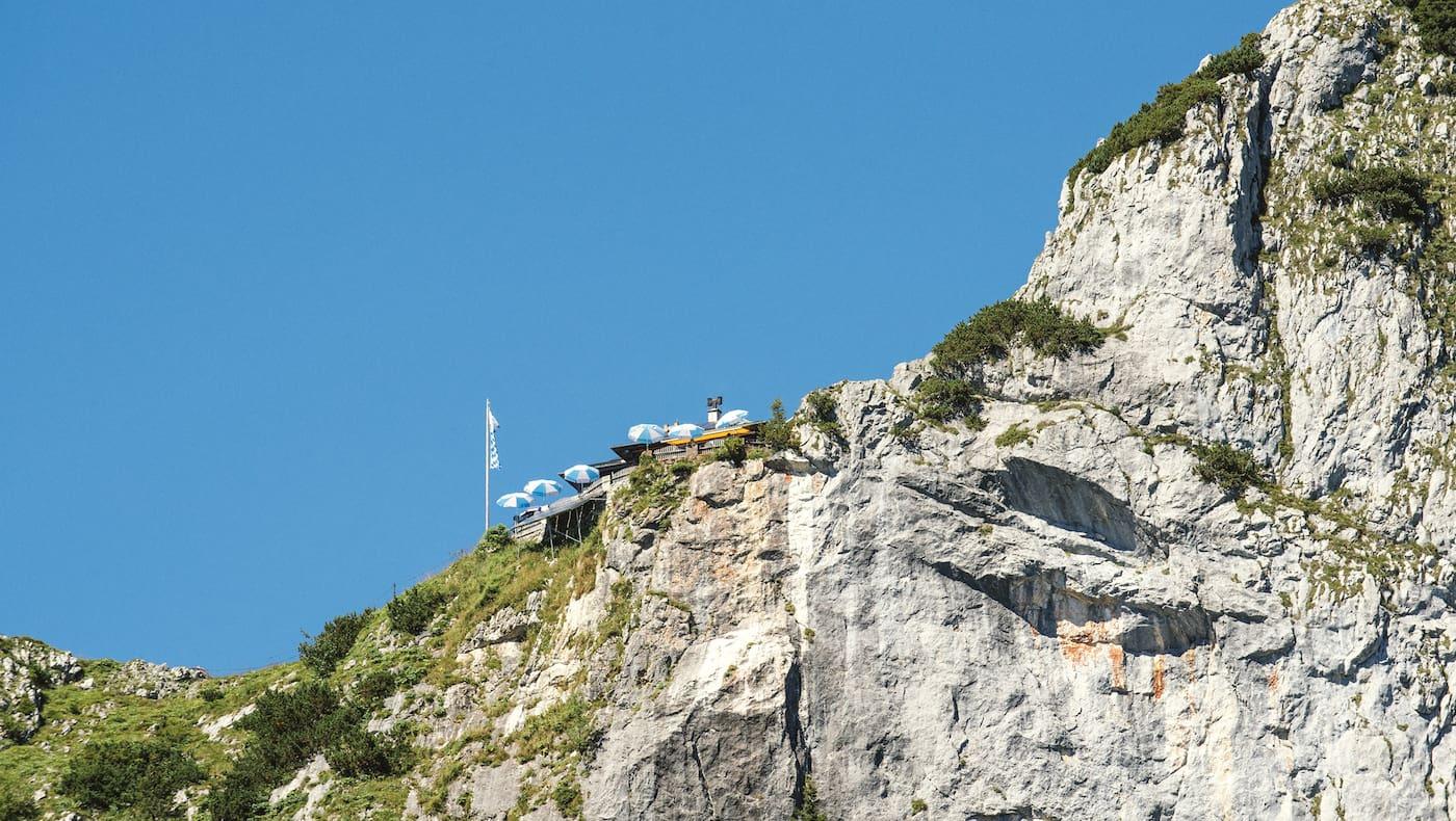 Teegernseer Hütte