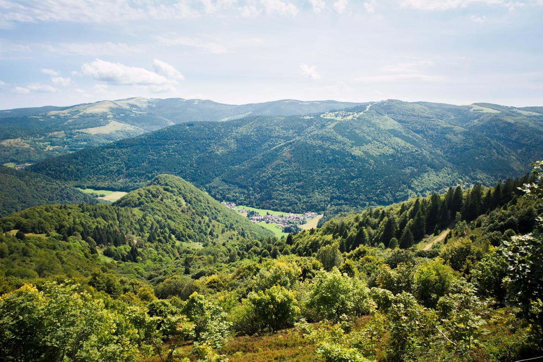 Elsass Vogesen Wandern Und Einkehren Bergwelten