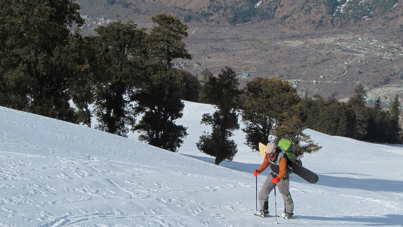 Skitouren Indien Manali