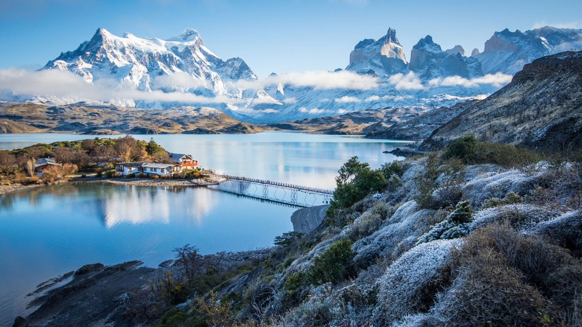 Patagonien Wandern An Den Torres Del Paine Bergwelten
