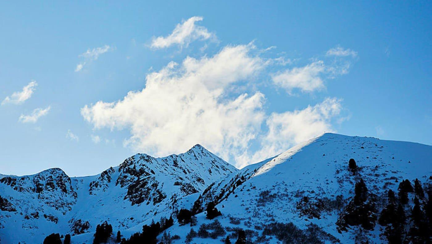 Winterwandern: Steirisch-Kanada