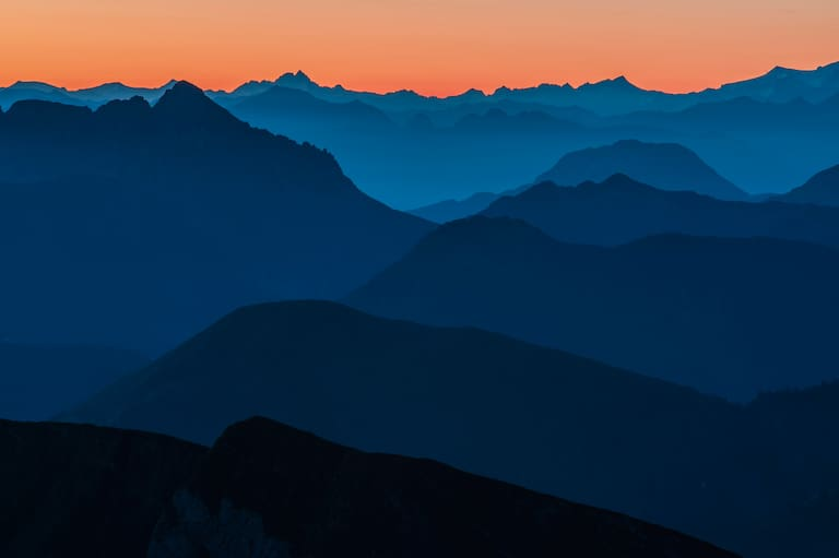 Blaue-Stunde