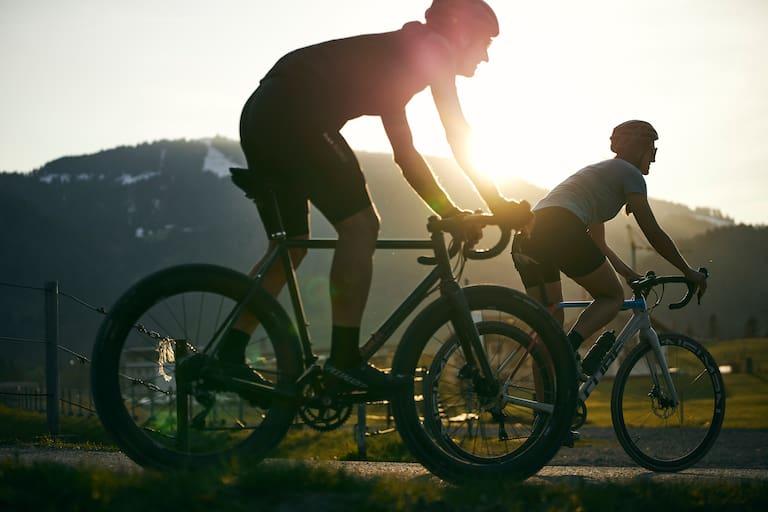 into the wold: Das neue Gravel-Bike-Festival im Bregenzerwald