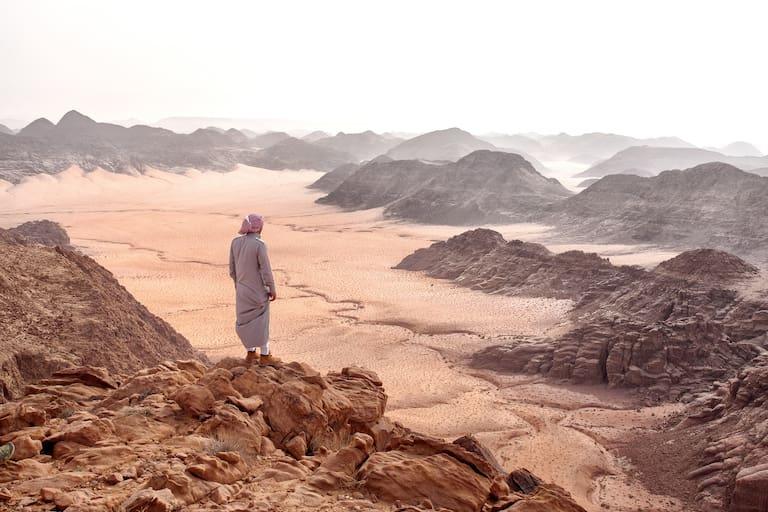 Jordanien Outdoor Reise