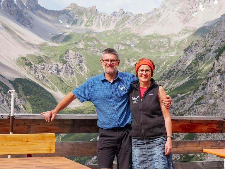 Steinseehütte neuer Hüttenwirt