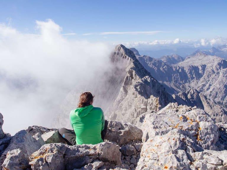Der wohl beste Alpinist Deutschlands auf dem wohl schönsten Berg seiner Heimat