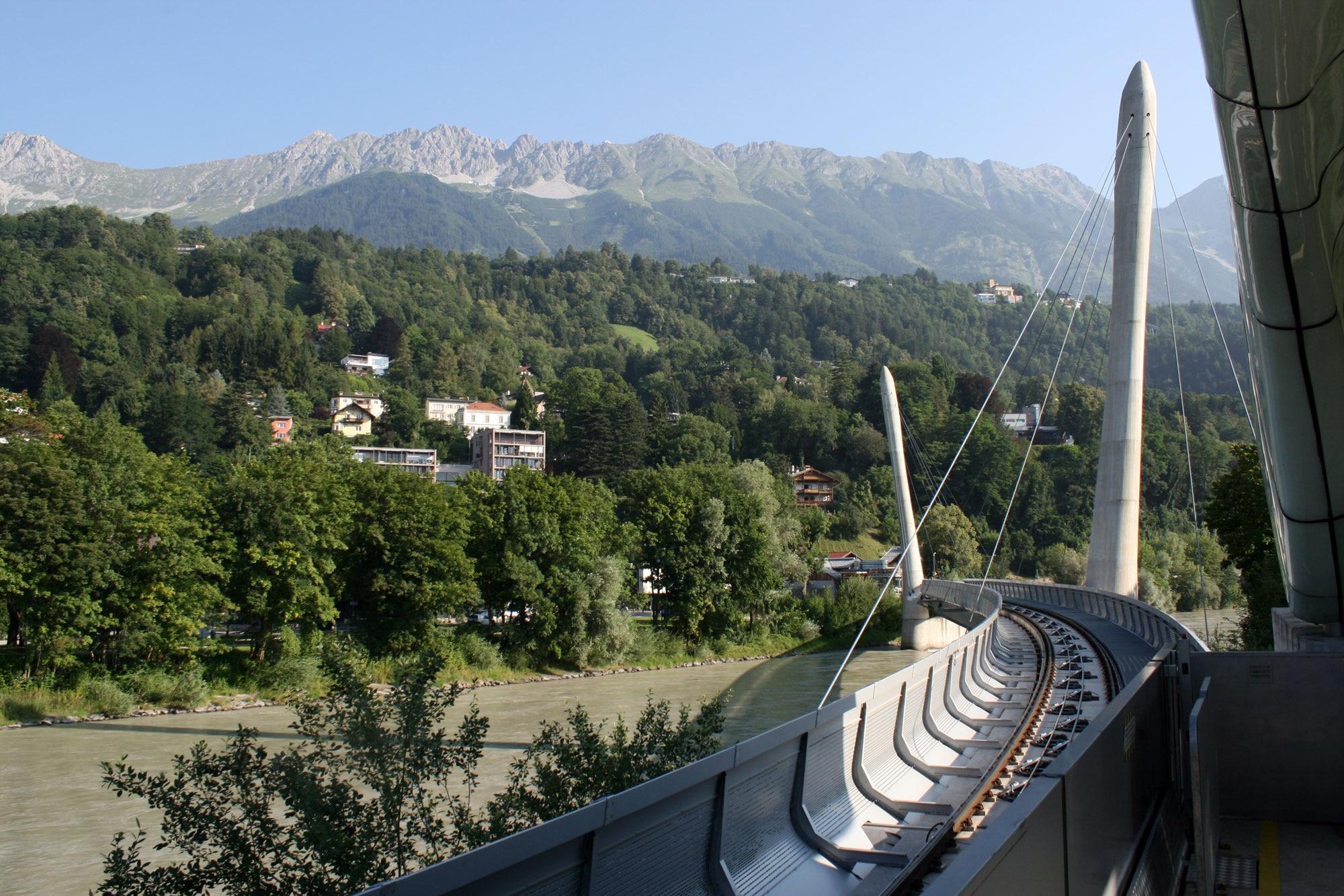 Klettersteigset Innsbruck : Innsbrucker klettersteig seegrubenbahn tourentipp