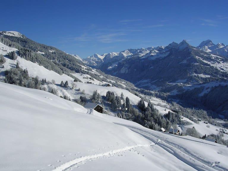 Großes Walsertal Bergsteigerdorf
