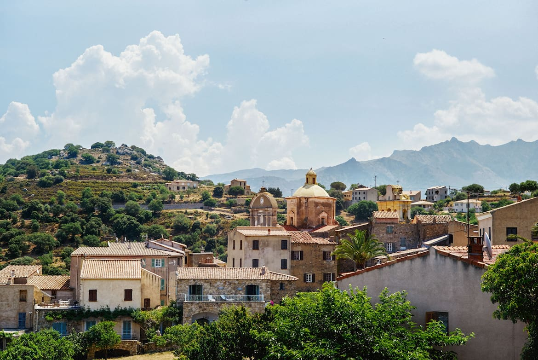 Korsika Wandern