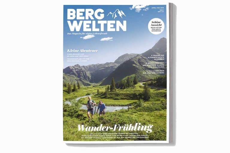 Bergwelten Magazin Fühling 2016
