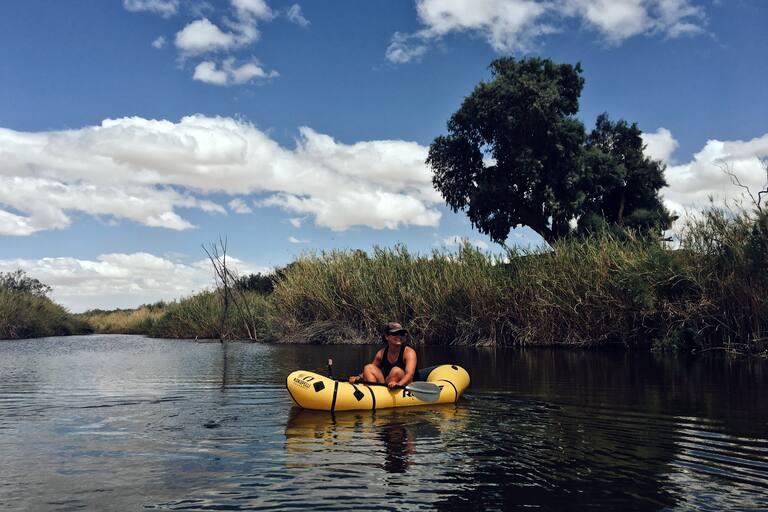 Ana Zirner Colorado River