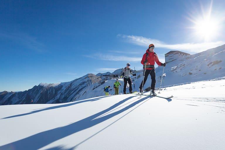 Bergwelten Skitouren-Opening 2018