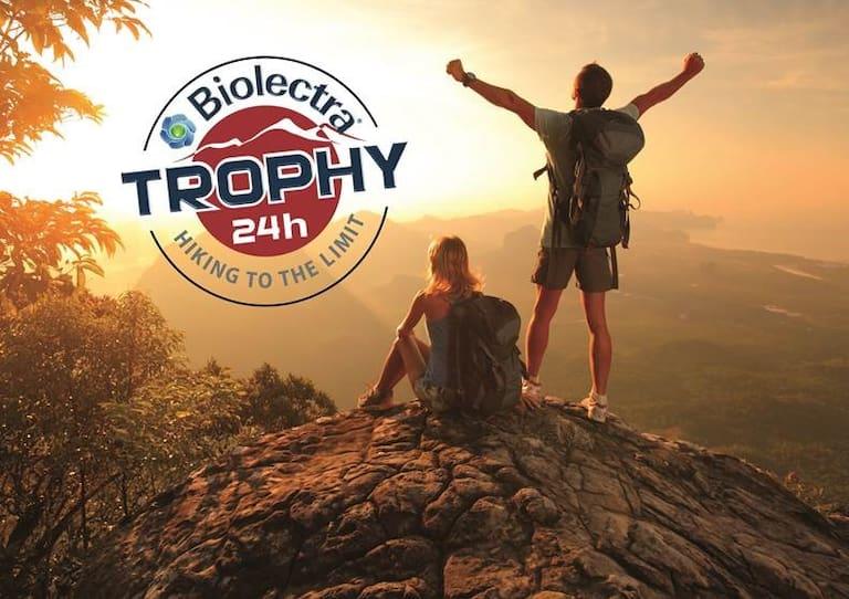 Langzeitwandern: 24h Trophy