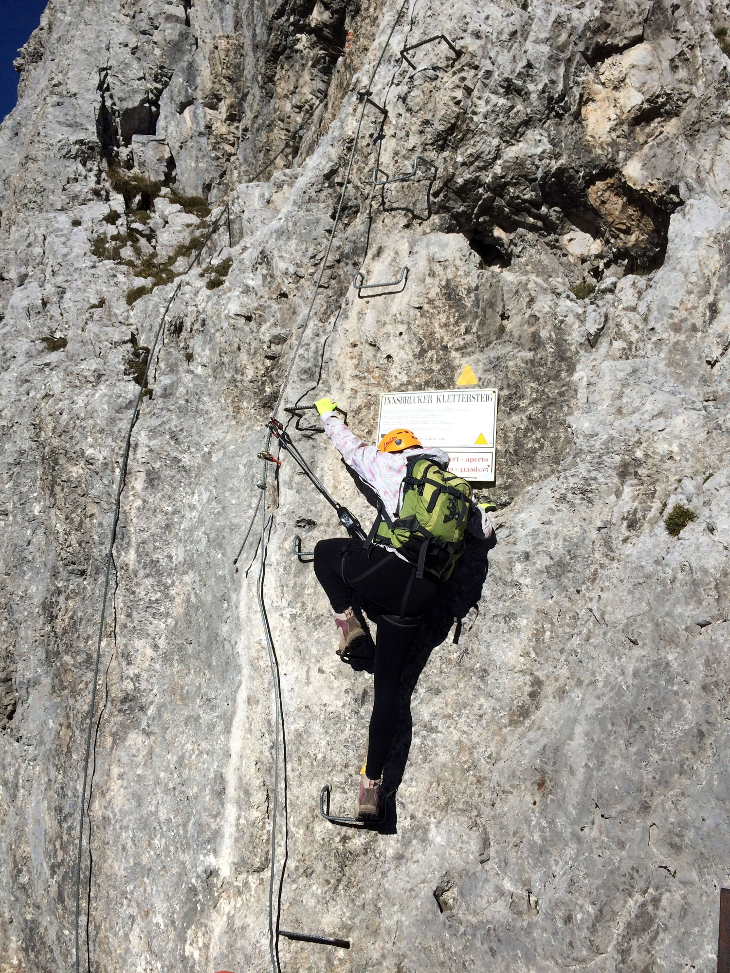 Klettersteig Basel : Die schönsten klettersteige in der schweiz