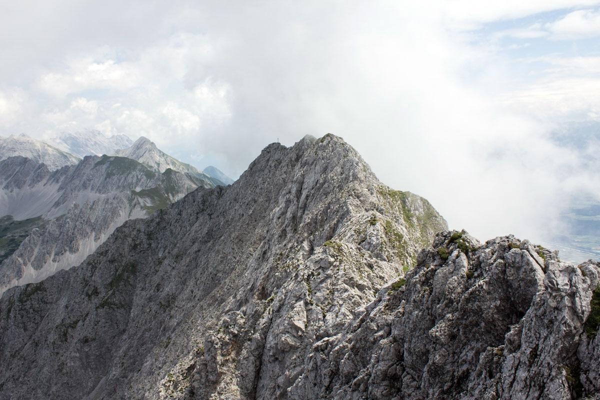 Klettersteig Innsbruck : Check der innsbrucker klettersteig c d bergwelten