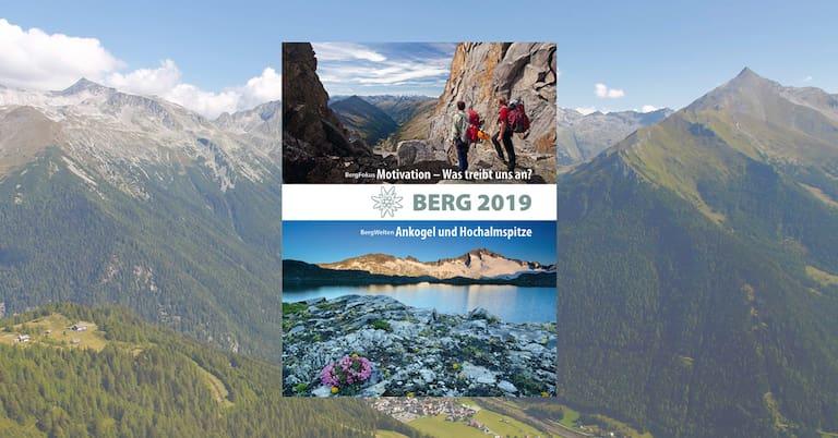 Alpenvereinsjahrbuch Berg 2019