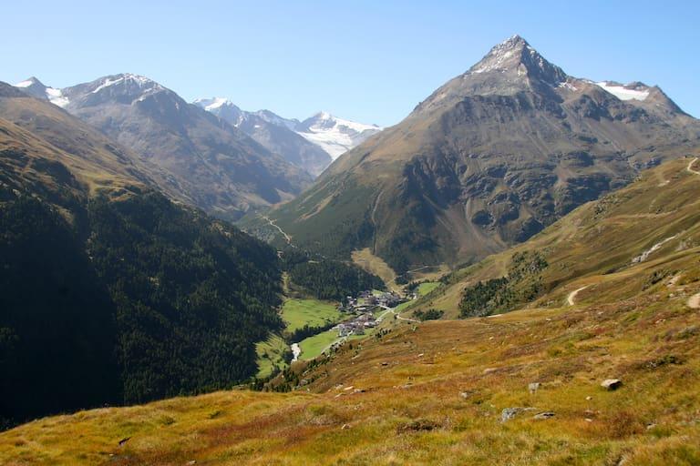 Alpenverein Klimawandel Tagung Vent Bergsteigerdörfer